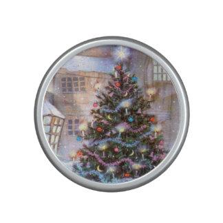 Christmas Tree Vintage Speaker