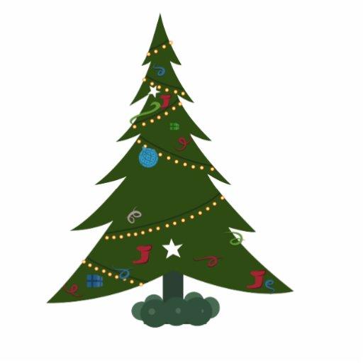 Christmas Tree Wall Mounted Photo Sculpture Zazzle