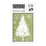 Christmas Tree - Wicked Postage