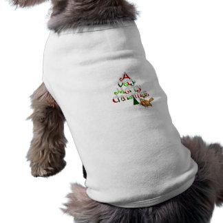 Christmas Tree Words Shirt