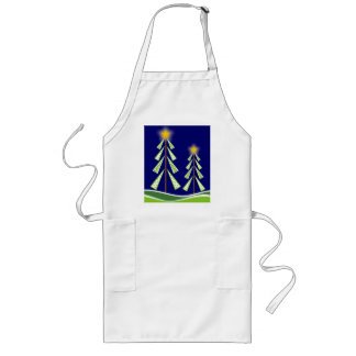 Christmas Trees Aprons