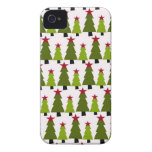 Christmas Trees BlackBerry Bold Case Mate Covers