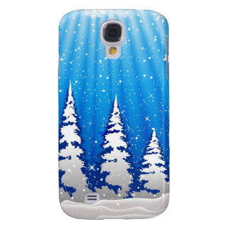 Christmas Trees Samsung Galaxy S4 Case