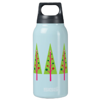 Christmas Trees Insulated Water Bottle