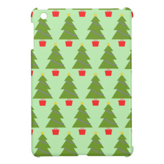 Christmas Trees iPad Mini Covers