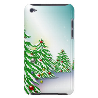 Christmas Trees ipad Touch Case
