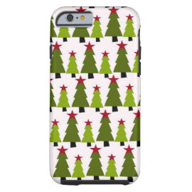 Christmas Trees iPhone 6 Case