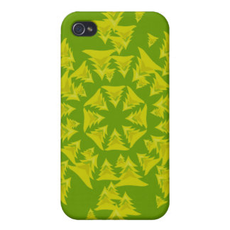Christmas Trees Snow Flake Pattern  Speck Case