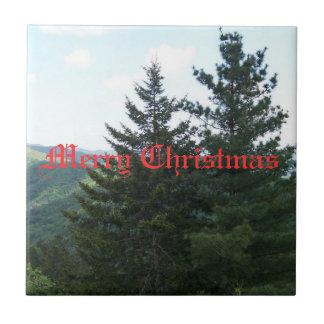 Christmas Trivet Tiles