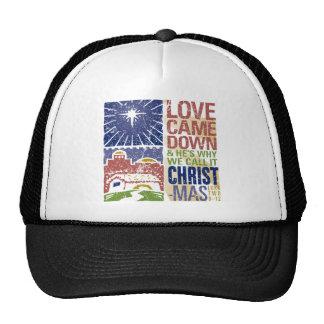 CHRISTmas! Trucker Hat