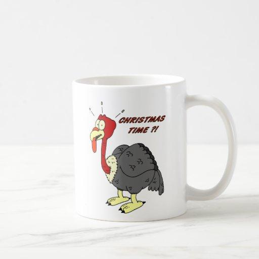 Christmas Turkey Coffee Mug