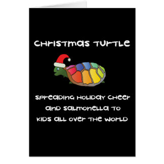 Christmas Turtle Cards