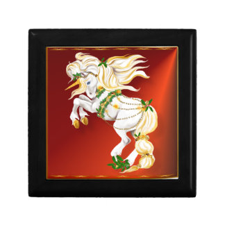 Christmas Unicorn Gift Boxes