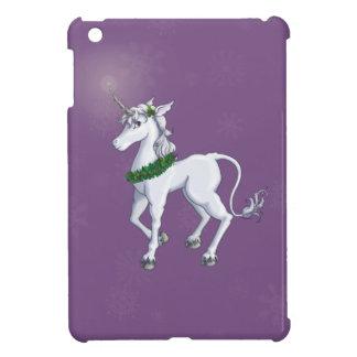 Christmas Unicorn iPad Mini Covers