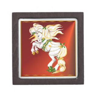 Christmas Unicorn Premium Gift Boxes