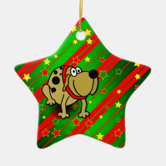 Christmas Unleashed Ornament