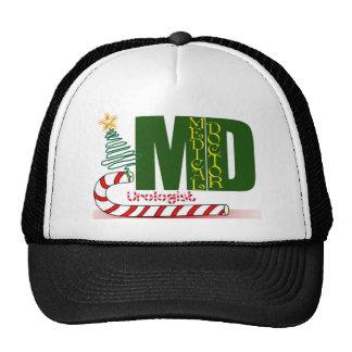 CHRISTMAS UROLOGIST - DOCTOR - MD TRUCKER HAT