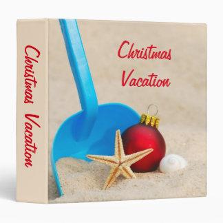 "Christmas Vacation 1.5"" Photo Album Binder"