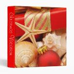 "Christmas Vacation 1"" Photo Album Binder"