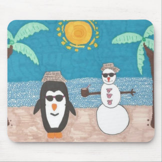 Christmas Vacation Mouse Pad