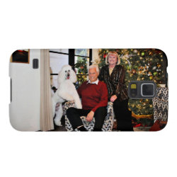 Case-Mate Barely There Samsung Galaxy S5 Case with Poodle Phone Cases design