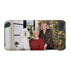 Case-Mate Barely There 5th Generation iPod Touch Case with Poodle Phone Cases design
