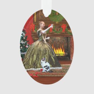 Christmas, Vintage Home, Holiday Toast Ornament