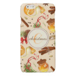 Christmas Vintage Scents Glossy iPhone 6 Case