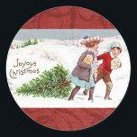 """Christmas Vintage Victorian Children Stickers<br><div class=""""desc"""">Christmas Vintage Victorian Children Stickers</div>"""