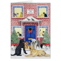 Christmas Warmth Card