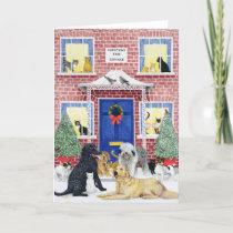 Christmas Warmth Holiday Card