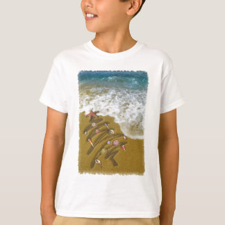 Christmas Washed Up on Shore T-Shirt