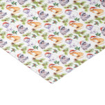 Christmas Watercolor Forest Animals Pattern Tissue Paper