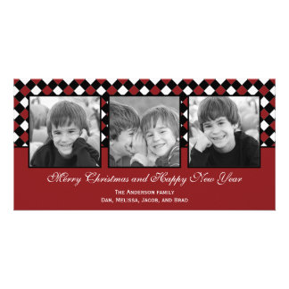 Christmas Weaves Holiday Photo Card Photo Cards