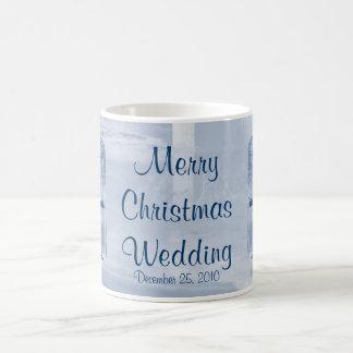 Christmas Wedding Mug