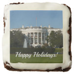 Christmas White House for Holidays Washington DC Brownie