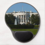 Christmas White House for Holidays Washington DC Gel Mouse Pad