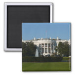 Christmas White House for Holidays Washington DC Magnet