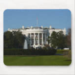 Christmas White House for Holidays Washington DC Mouse Pad