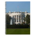 Christmas White House for Holidays Washington DC Notebook