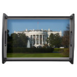 Christmas White House for Holidays Washington DC Serving Tray