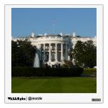 Christmas White House for Holidays Washington DC Wall Sticker