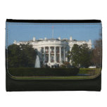 Christmas White House for Holidays Washington DC Women's Wallet
