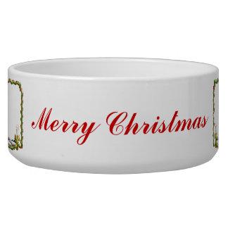 Christmas Window Bowl