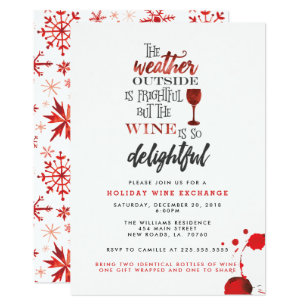 christmas invitations zazzle