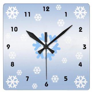 Christmas Winter Snowflakes