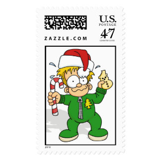 Christmas Wired 1 Postage