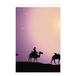 Christmas Wise Men Stationery
