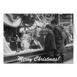 Christmas Wish List, 1920s Card