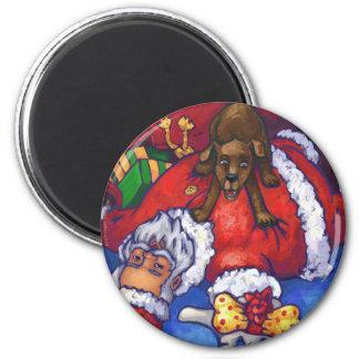 Christmas Wish Refrigerator Magnets